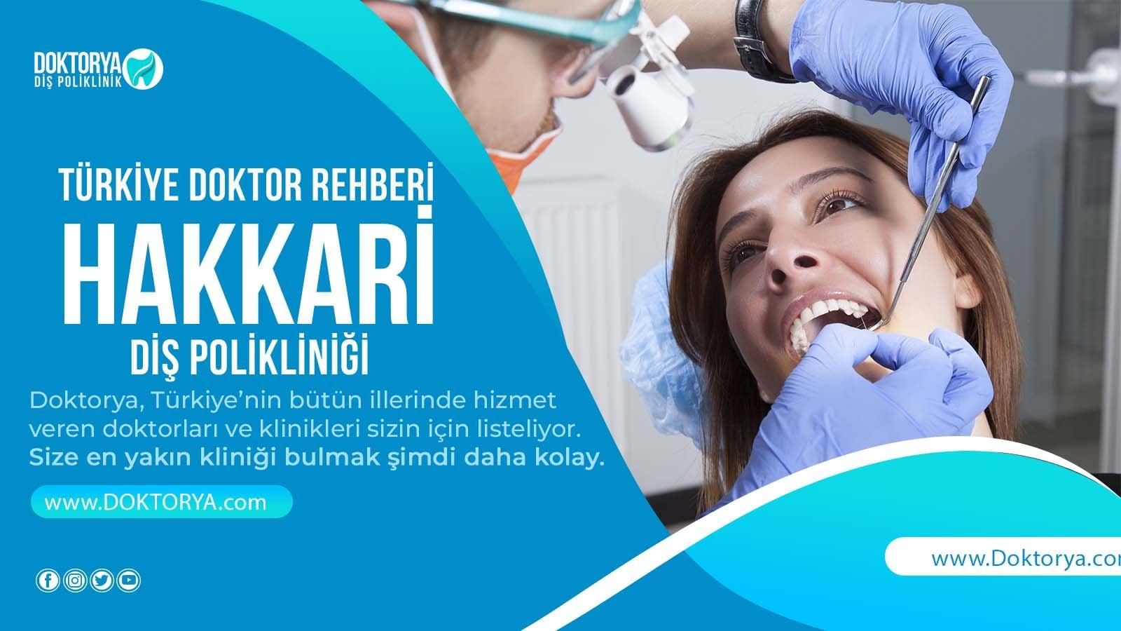 Hakkari Diş Poliklinik