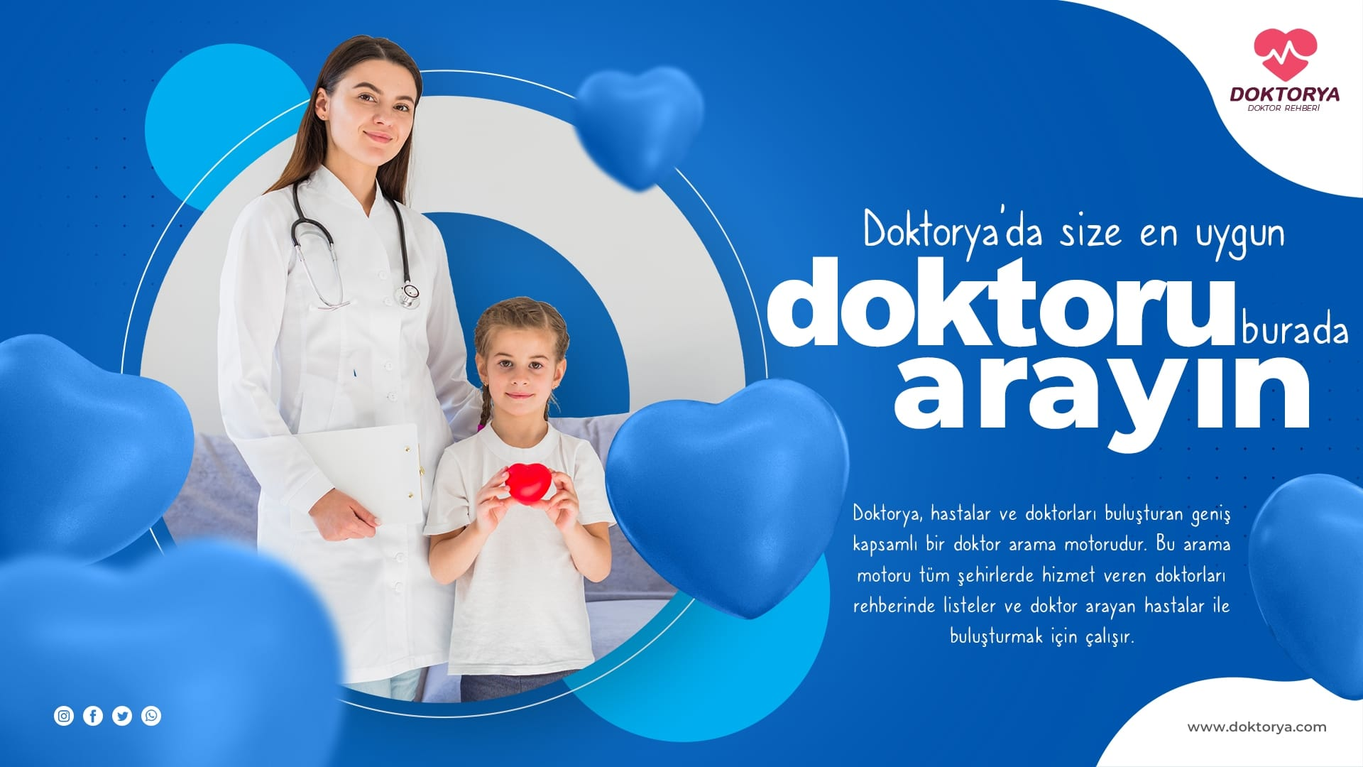 Türkiye'nin Doktor Rehberi