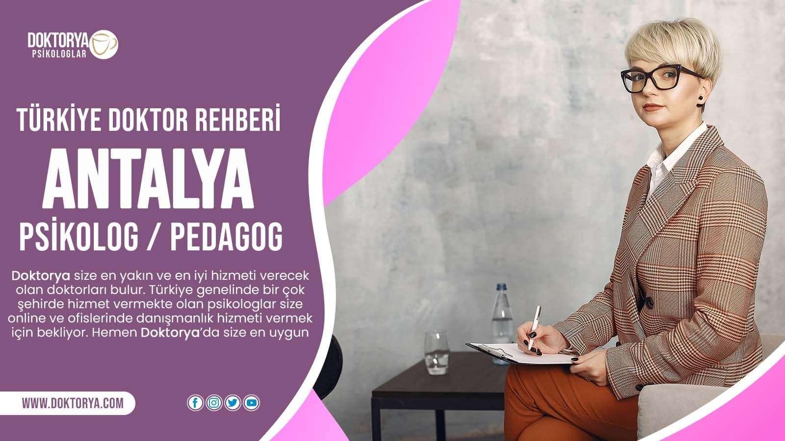 Antalya Psikolog