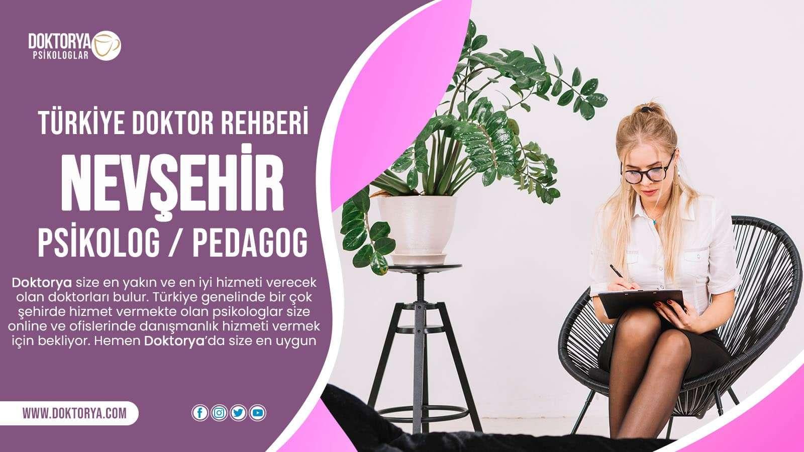 Nevşehir Psikolog