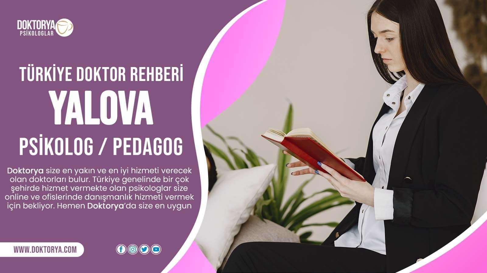 Yalova Psikolog