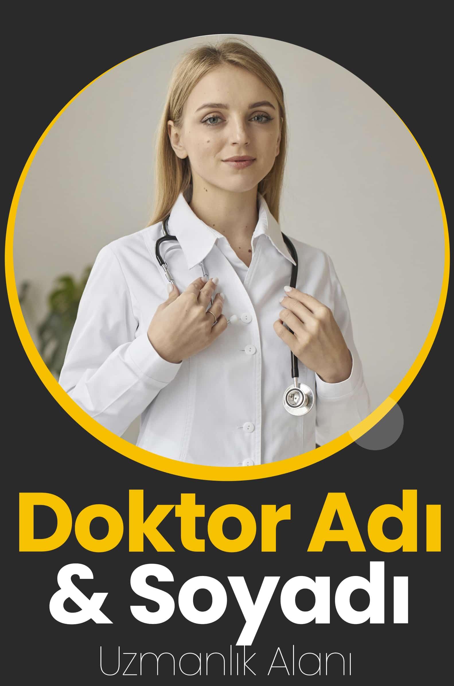 Örnek Doktor Profili