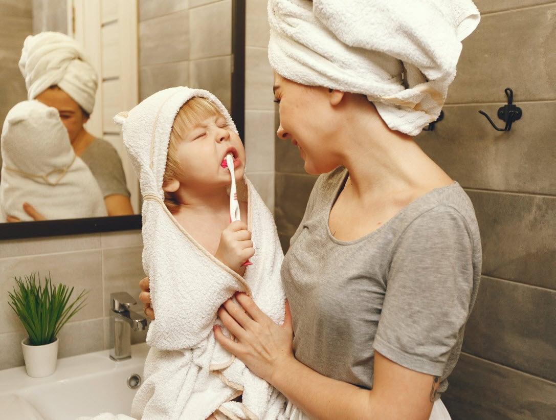 Bebeklerde Ağız Bakımı Nasıl Yapılır
