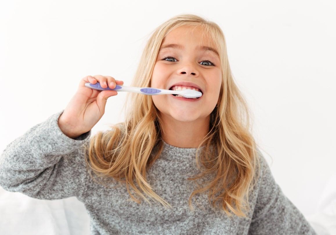 Çocuklarda Ağız ve Diş Bakımı
