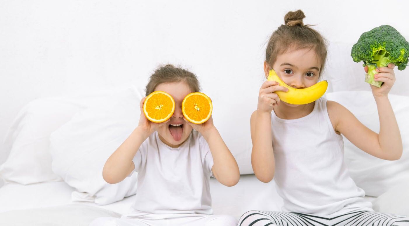 Çocuklarda Ağız ve Diş Sağlığı İçin Beslenmenin Önemi